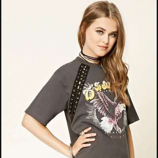 Graphic T-shirt from forever 21