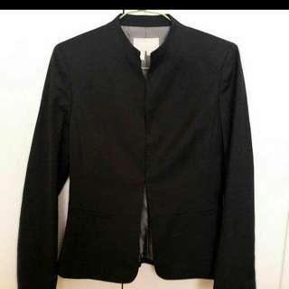🚚 G2000黑色腰身西裝外套