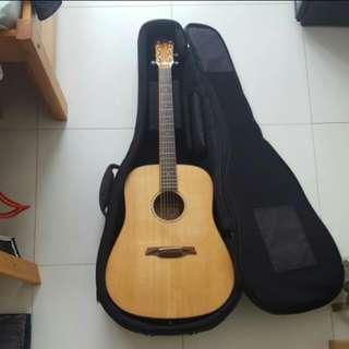Maestro Beta - Full Solid Dreadnaught Acoustic Guitar (FINAL PRICE DROP TILL 20TH)