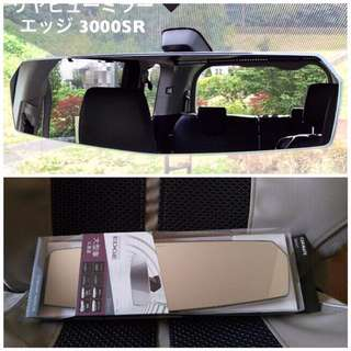 Carmate EDGE room mirror ori japan