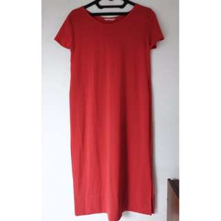 Red Dress Laison By Aurelia Santoso