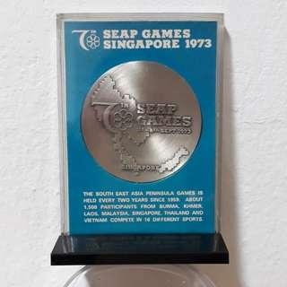 SEA GAMES Commemorative Medal