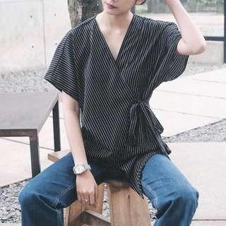 Kimono stripes