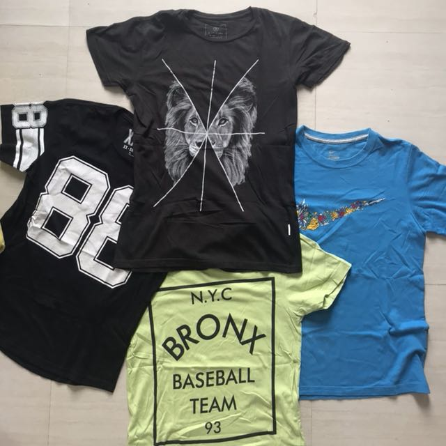 4 FOR 500 BRANDED CLOTHES
