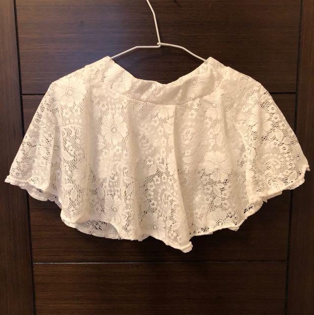 ✨全新✨蕾絲褲裙