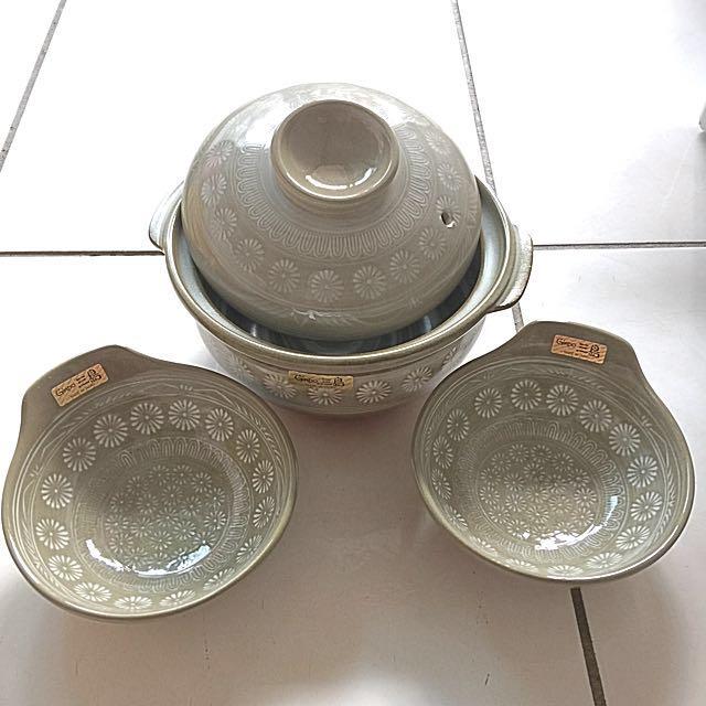 日本三島土鍋