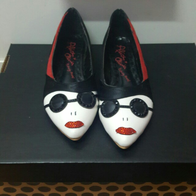 Alice+Olivia平底鞋