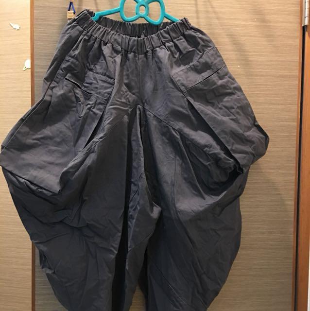 特色飛鼠褲裙 沒機會穿