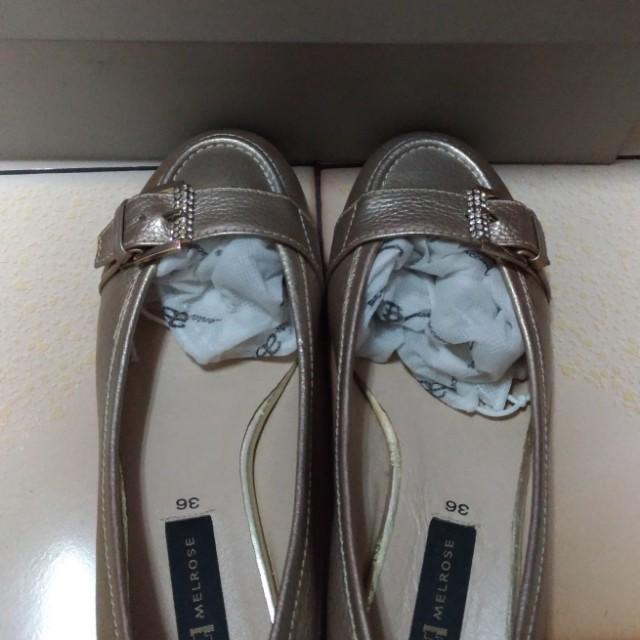 專櫃 MELROSE 平底鞋