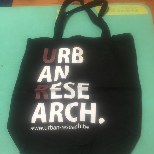 手提袋 urban research