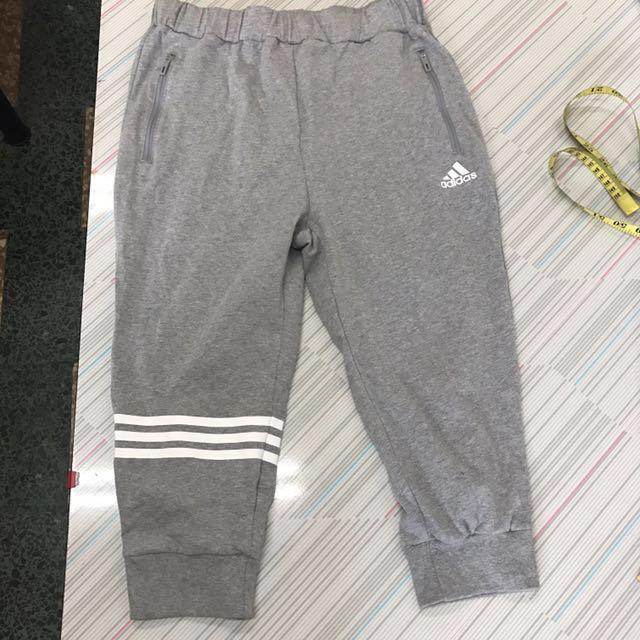 Adidas 女七分褲