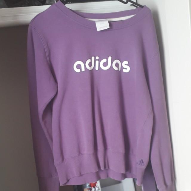 Adidas original vintage crew neck