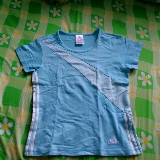 Adidas Shirt (Spandex)