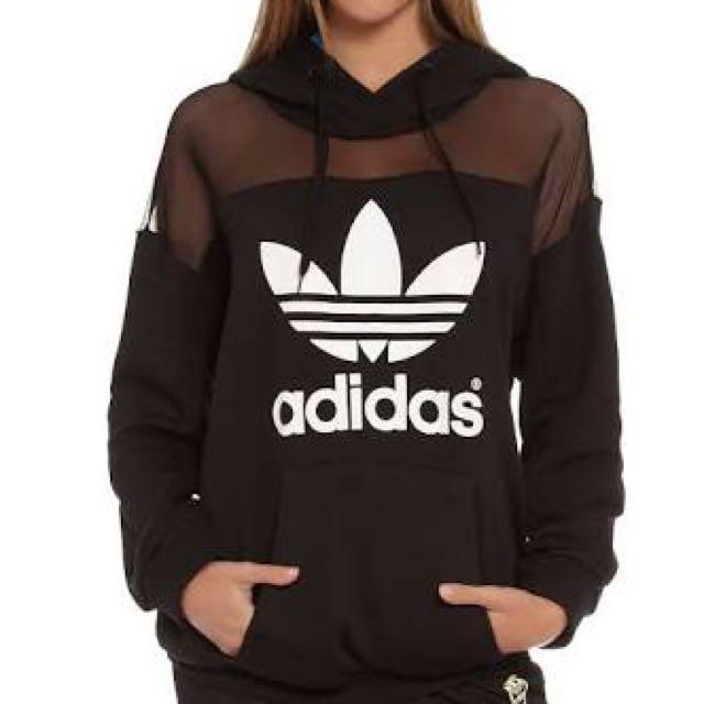 Adidas X Rita Ora Hoodie - 8
