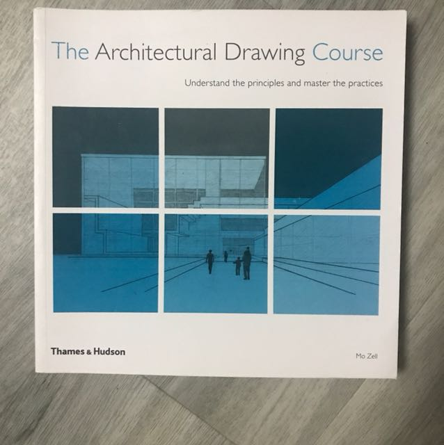 ARCHITECTURE DRAWING BOOK