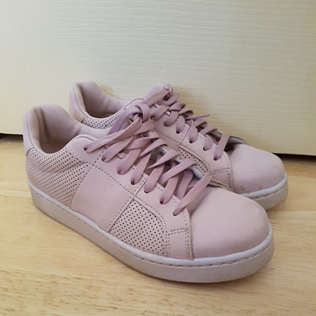 Asos pink sneakers - sold out