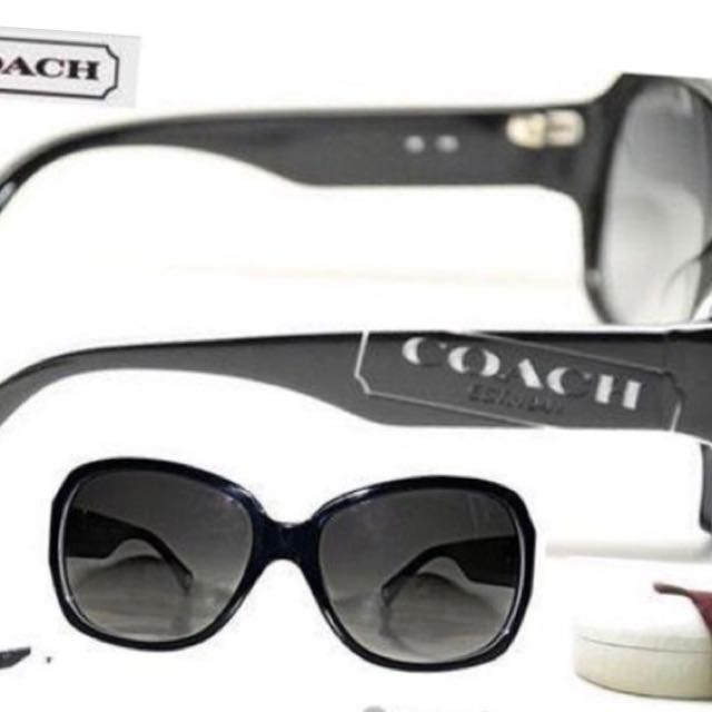 Authentic Coach Eyewear Sunglasses