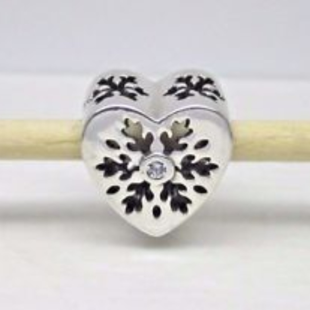 121b760d1 ... where can i buy authentic pandora charms winter 2017 20 discount pandora  snowflake heart charm 796359cz