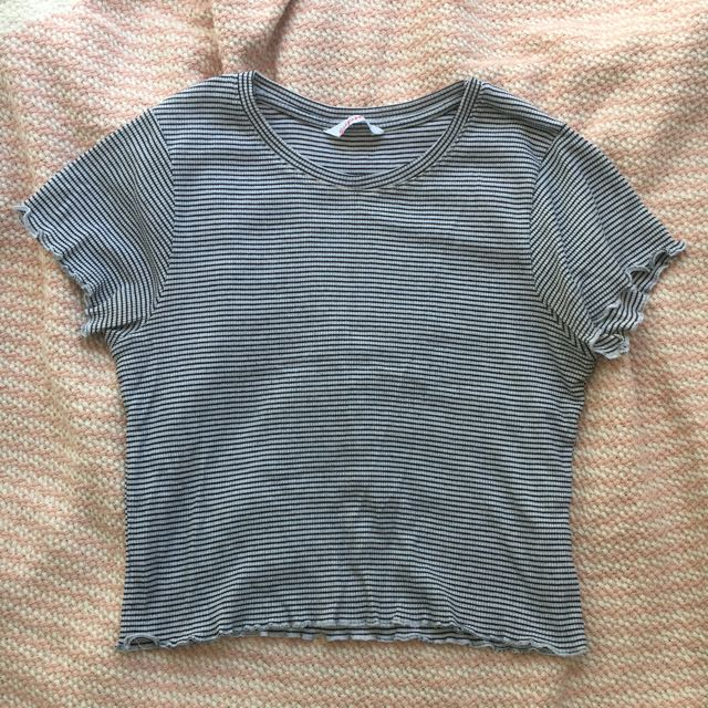 Baby striped tee