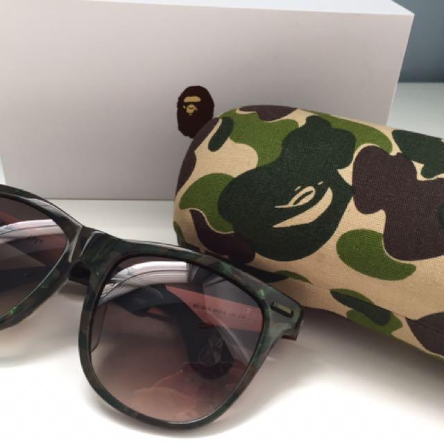 BAPE shades