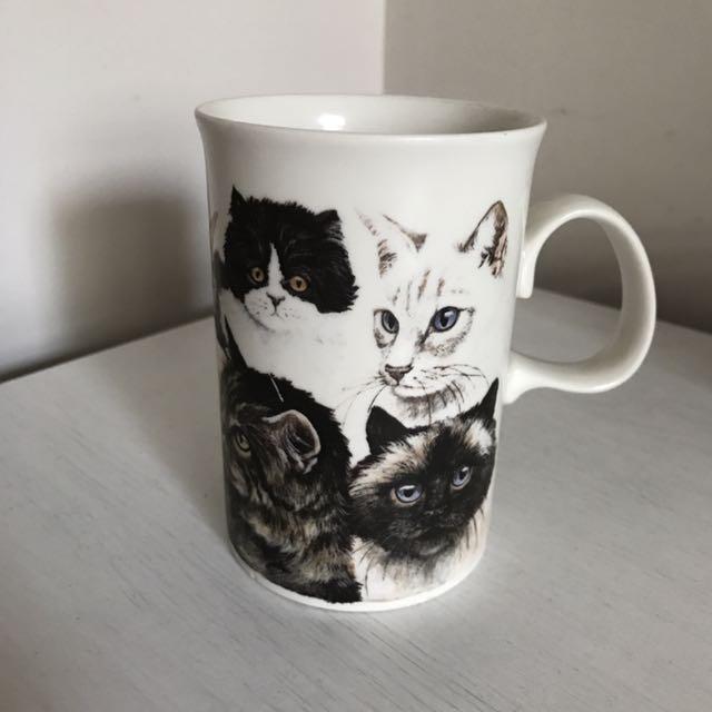 Beautiful Cat Mug