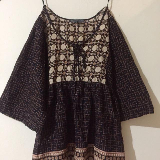 Berskha batik blouse