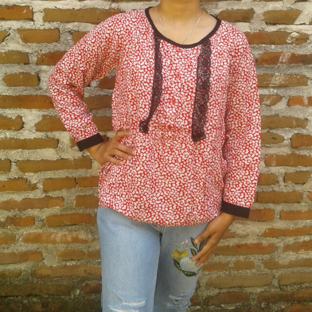Blouse Puricia