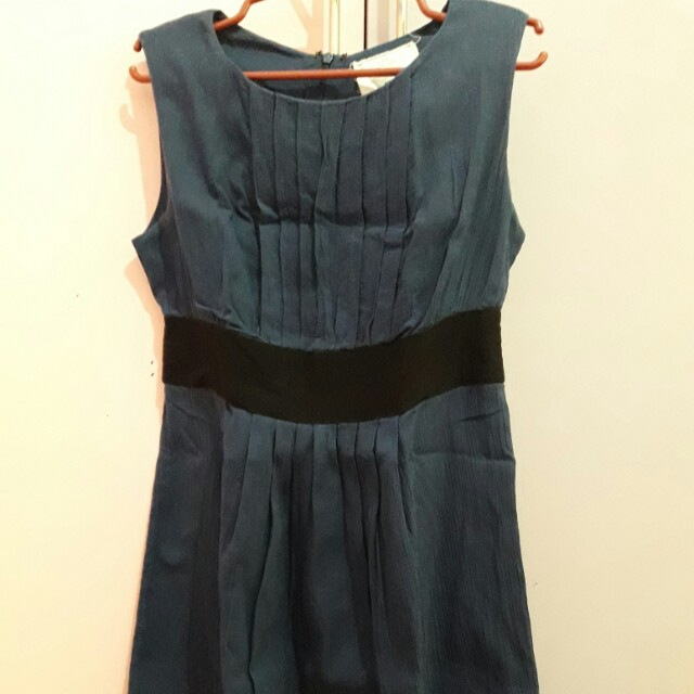Navy Blue Dress (Target)