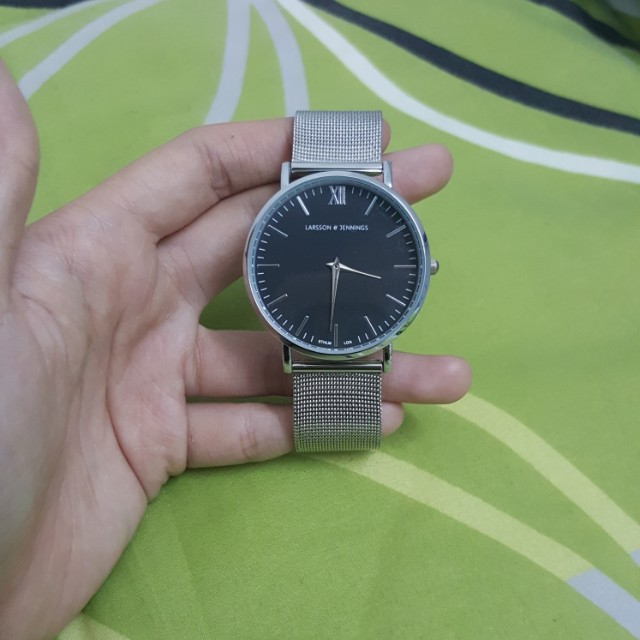 BN Watch Stainless Steel