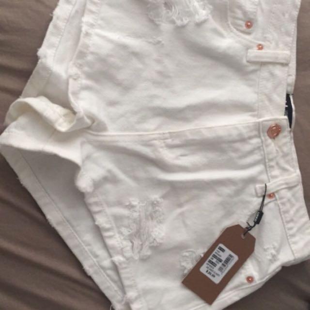 BNWT city beach shorts