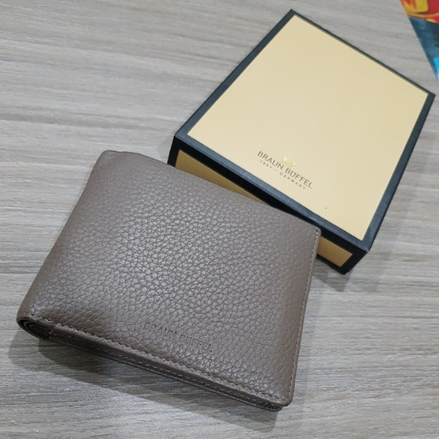Braun Buffel Mens Wallet