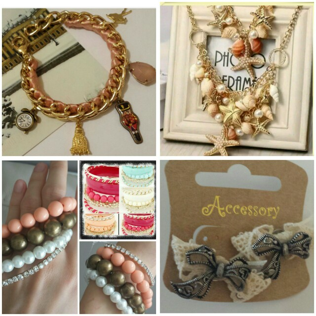 Bulk mix lot fashion jewellery part 2