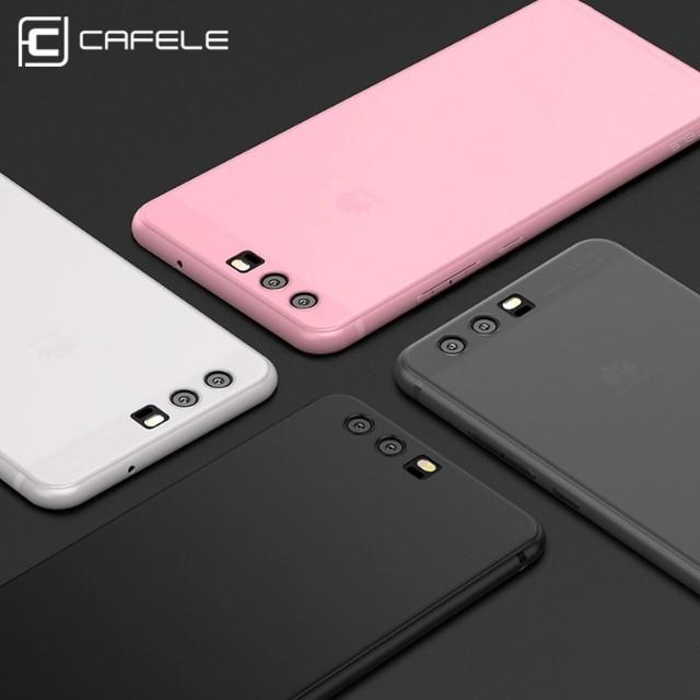 Cafele Slim TPU Case for Huawei P10