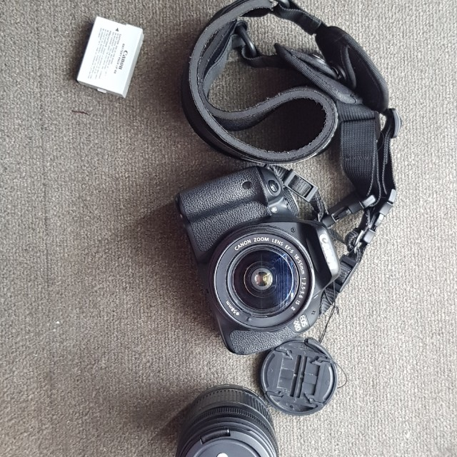 Canon 600D ALL-IN set