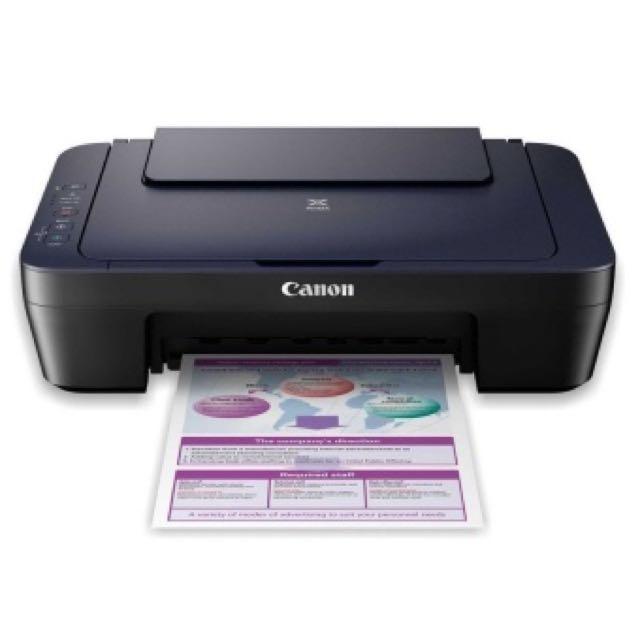 Canon E400 Pixma Printer