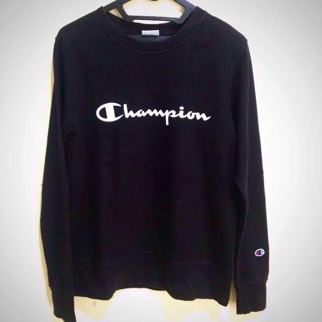 Champion Sweatshirt Women