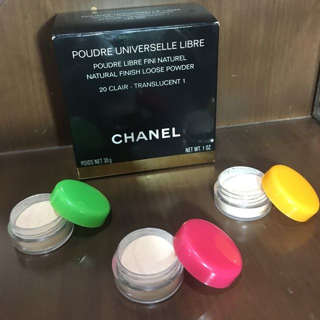 Chanel Poudre Universelle Libre Loose Powder