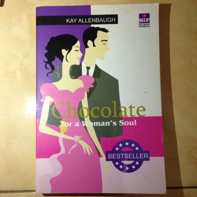 Chocolate for womans soul