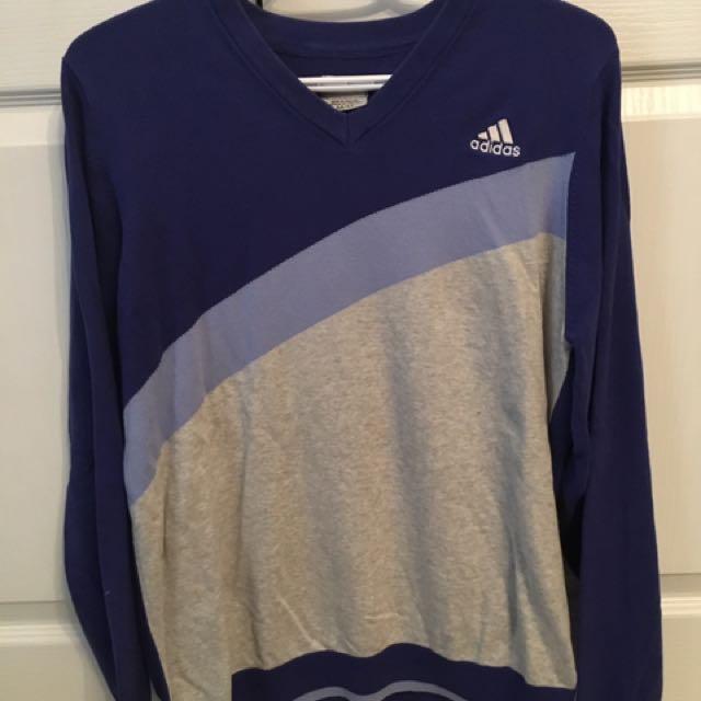 Cotton Adidas sweater