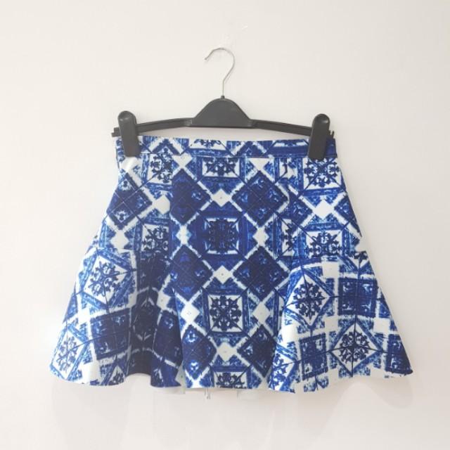 Cotton On Printed Skirt