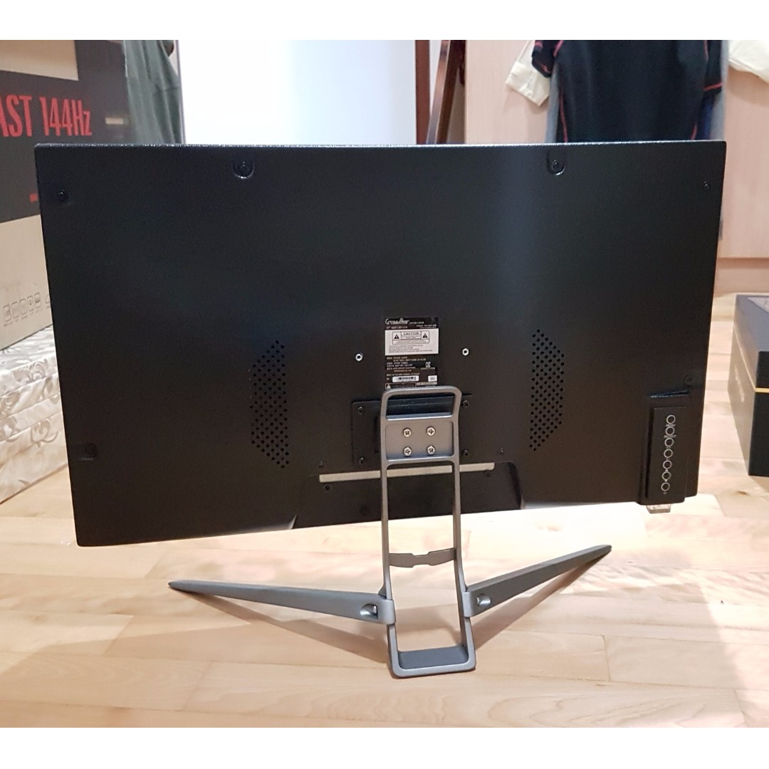 Crossover 27FAST 144Hz QHD (2560*1440) monitor, Electronics