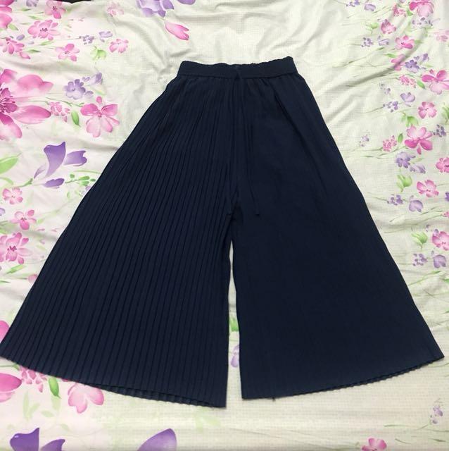 Cullotes - dark blue
