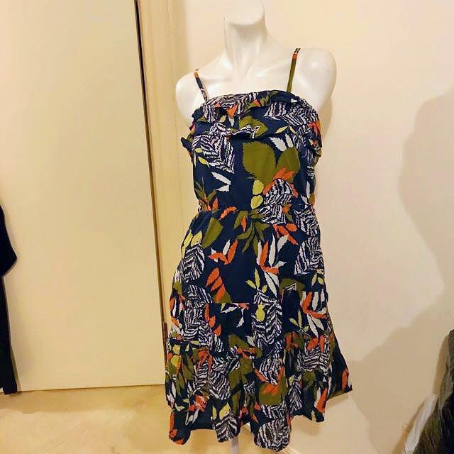 Dazzling | Floral Print Dress - S/8