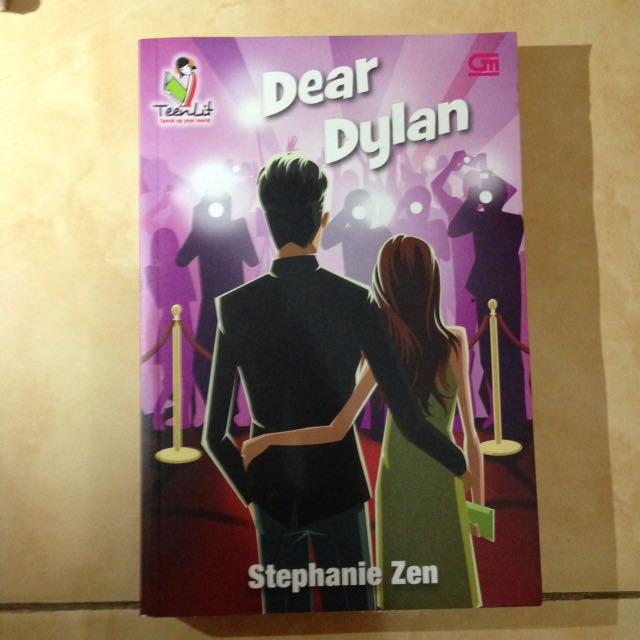 Dear Dylan stephanie zen