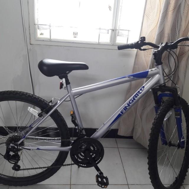 Dijual cepat sepeda merk Fingard
