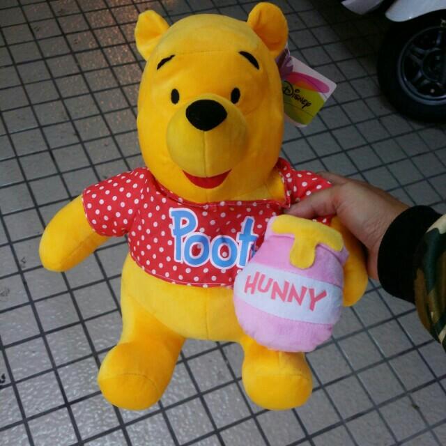 DISNEY Pooh 小熊維尼