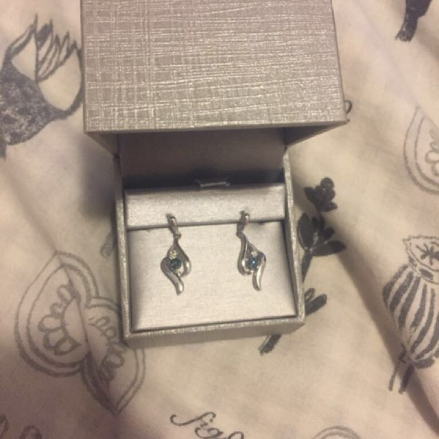 Earrings from people's jewellery