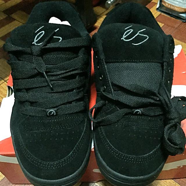 d5ae0a320ea1 ES Accel OG Black Noir (Skate shoes)