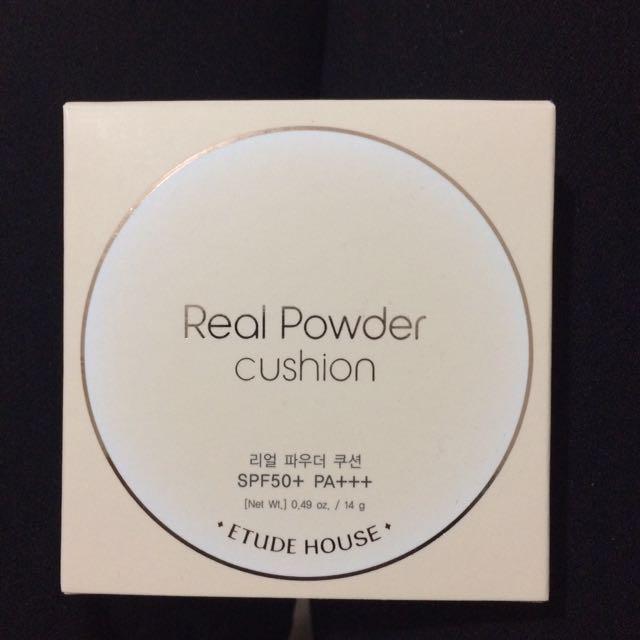 Etude House Real Powder Cushion Matte