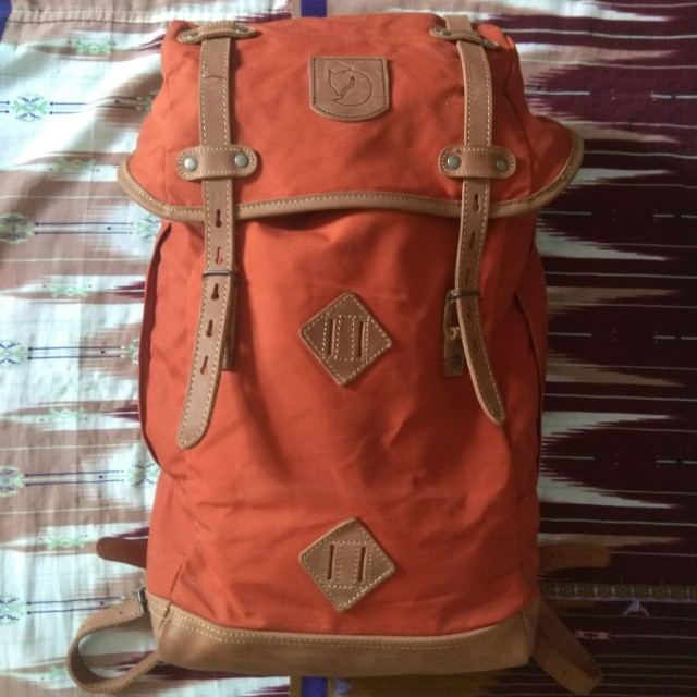 popular brand the latest aliexpress Fjallraven 21 Large (Color- Autumn leaf)